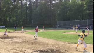 walpole little league 2017 A