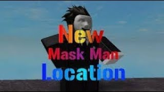 ROBLOX MINER HAVEN WHERE TO FIND MASKED MAN AND HOW TO GET CRATE MERCHANT!