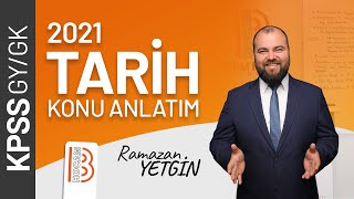 100)Ramazan YETGİN-Çağdaş Türk Dünya Tarihi/Yumuşama Dönemi - II (2021)