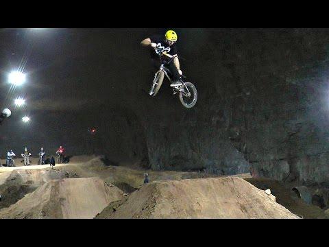 Bmx Dirt Jumps Amp Tricks Louisville Mega Cavern Largest