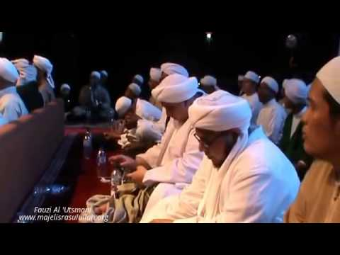 Majelis Rasulullah SAW Di Monas 17 Nov 2014 (Ya Sayyidi Ya Rasulullah)