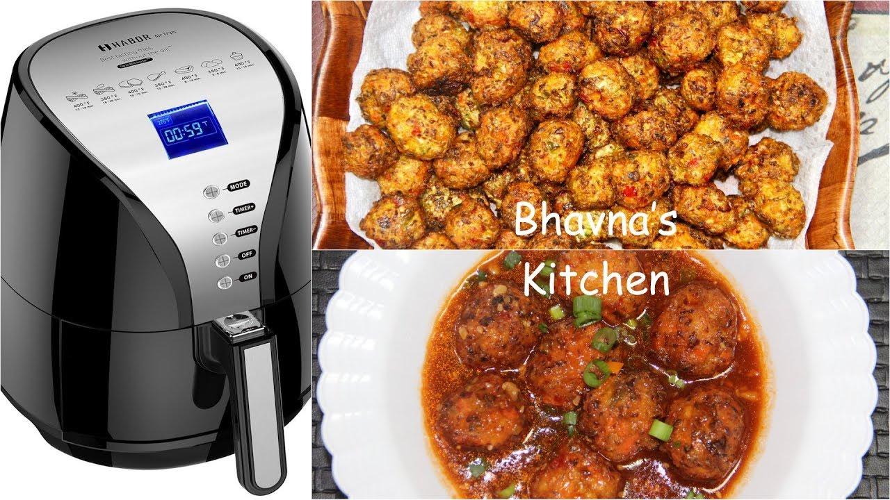 Bhavna S Kitchen Manchurian