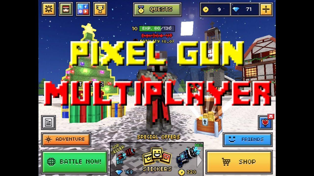 Pixel Gun Multiplayer