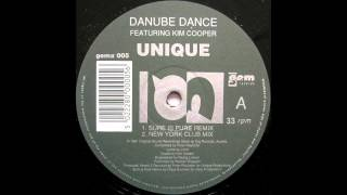 Danube Dance Featuring Kim Cooper ‎– Unique (Sure Is Pure Remix) (1991)
