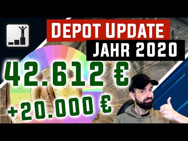 +20.000€ Depot Update 2020