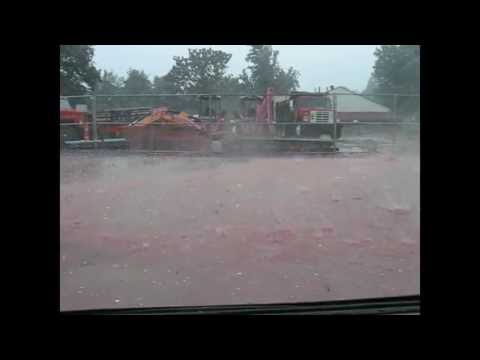 Oklahoma City Hail Storm (5/16/2010)