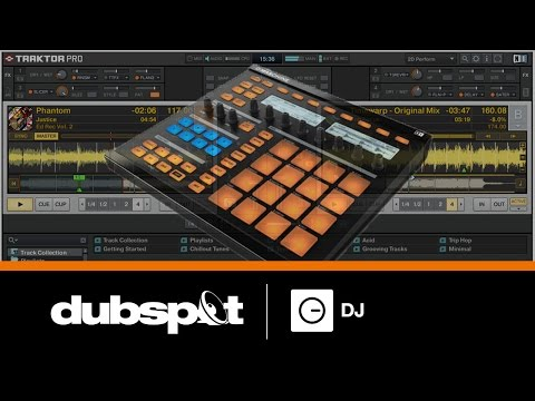 How to Sync Traktor & Maschine - Dubspot Native Instruments