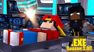 Minecraft .EXE 2.0 - BLACK PANTHER & HIS SISTER MUST SAVE ROPO