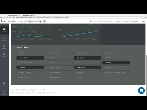 MongoDB Atlas Tutorial Kit