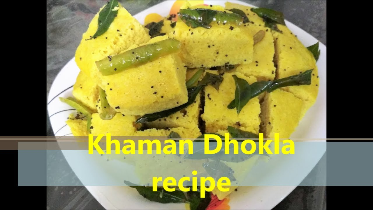 Khaman dhokla recipe how to make soft and spongy dhokla besan khaman dhokla recipe how to make soft and spongy dhokla besan dhokla in gujarati style hindi forumfinder Images