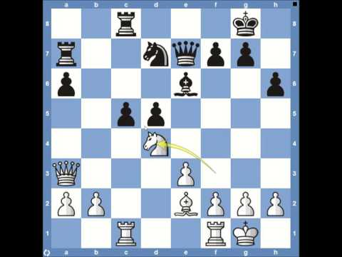 Match of the Century - Fischer vs Spassky - Game 6