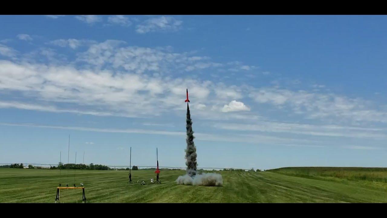 Estes - Der Red Max (KC-2) {Kit}