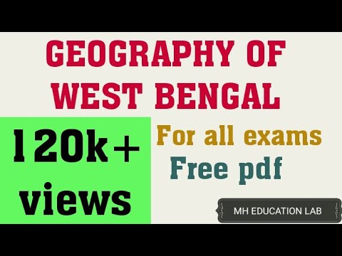 Geography of WEST BENGAL