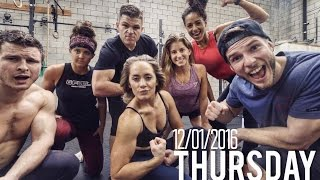 TAKING 6 FITNESS YOUTUBERS TO CROSSFIT