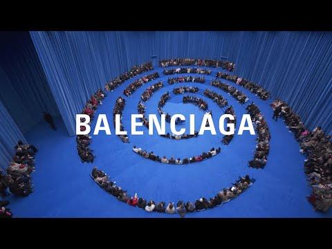 Balenciaga Summer 20 Show