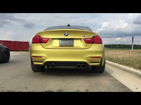 Why I hate my F82 M4 Exhaust! Compared to ZCP F80 M3 & E92 M3