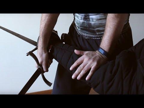 Learn Sword Fighting 19 - A Joint Lock