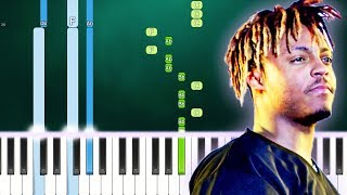 Juice WRLD - Bandit ft. NBA YoungBoy (Piano Tutorial Easy) By MUSICHELP