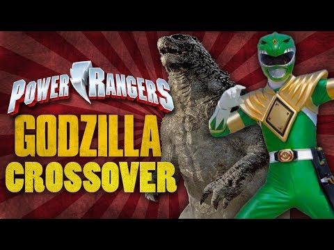 Power Rangers Godzilla Crossover