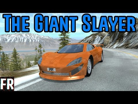 AutomationBeamNG Drive Challenge  The Giant Slayer