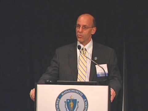 MEMA Director Kurt Schwartz At The 2013 Emergency Management Conference