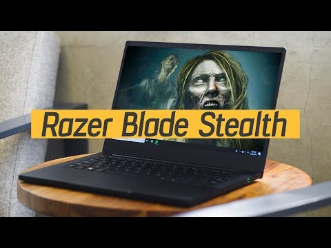 Razer Blade Stealth (2019) - Almost Perfect