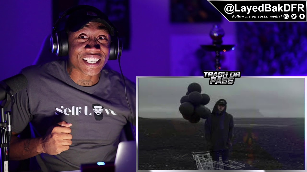 Download TRASH or PASS! NF ( Leave Me Alone ) AUDIO [REACTION!!] The Search Album