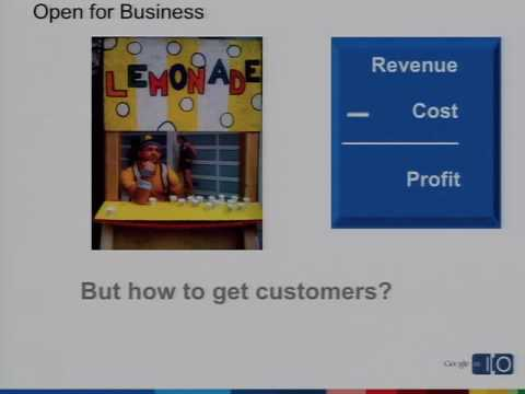 Google I/O 2009 - Building A Business With Social Apps