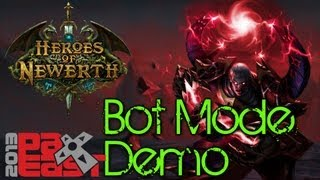 Heroes of Newerth - PAX East Bot Mode Demo