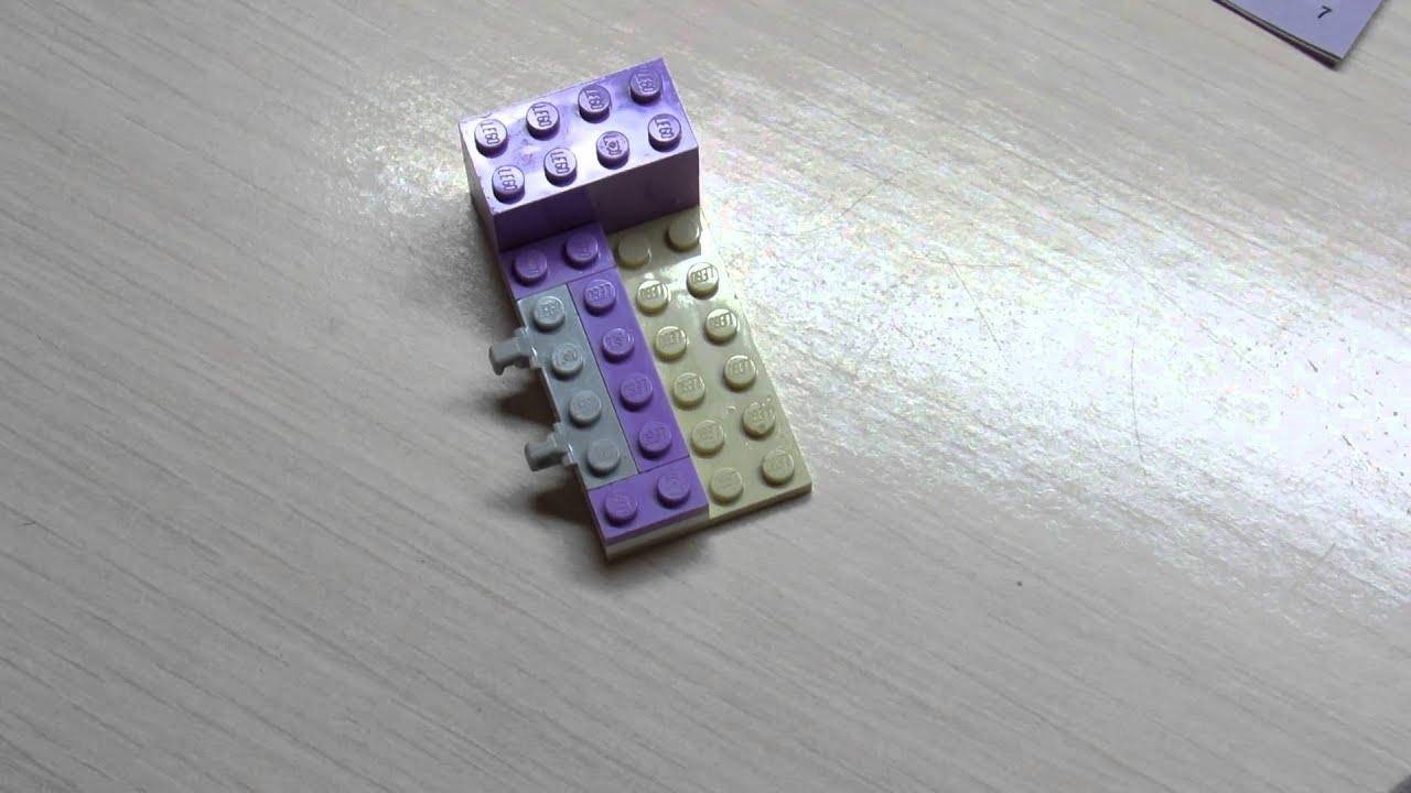 Jak Zbudować Dom Andrei Z Lego Friends Youtube