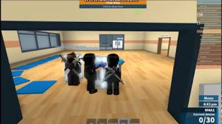 my first time having swat pass in roblox prison life