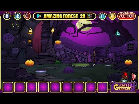 Halloween Skeleton Escape 2018 Walkthrough Games4escape