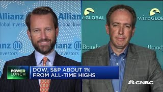 The market's pricing in too much good news, says portfolio manager
