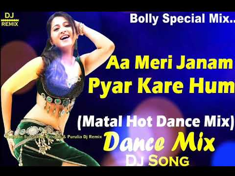 Aa Meri Janam Pyar Kare Hum Dj Dance Mix