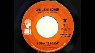 Suzi Jane Hokom - Reason To Believe (LHI 14) [1969 Lee Hazlewood prod.]