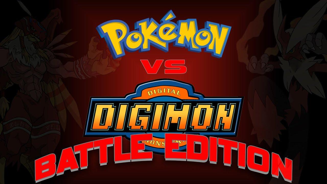 """Pokémon vs Digimon Battle Edition - Episode 12 """"Garudamon vs Mega Blaziken"""""""