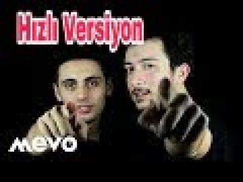 BEĞENDİM ve PAYLAŞTIM - Mervan ft. Kaya Giray HIZLI VERSİYON