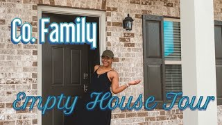 EMPTY HOUSE TOUR | Co. Family Chronicles | First-Time Homeowners!