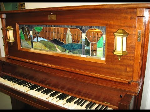 Pacific Coast Blues played by Seeburg E coin piano