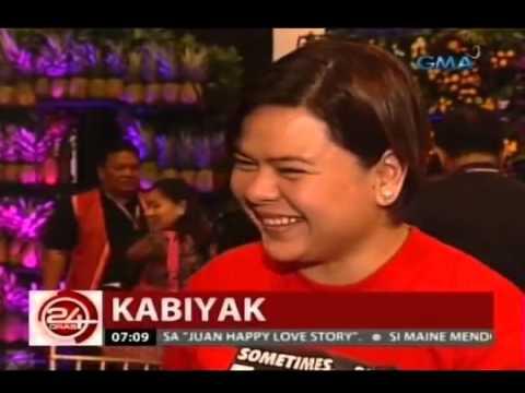Kabiyak: Zimmerman Duterte, Sarah and Honeylet by GMA 7