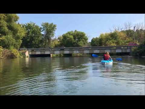 Galien River Marsh Water Trail - Kayaking in NWI (Northwest Indiana)