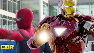 10 Times Spiderman And Iron Man Teamed Up (Besides Homecoming)