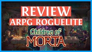 Children Of Morta Review - A SOLID Hack'Slash ARPG (2019)