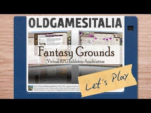 [ITA] Tutti A Tavola Con... Dungeon&Dragons [Fantasy Grounds]