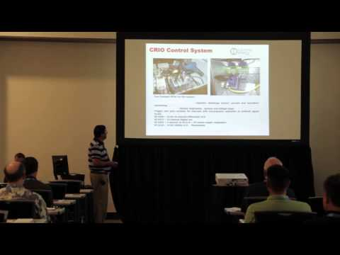 Paul Apte - CompactRIO and LabVIEW to Monitor and Control a Compact Spherical Tokamak