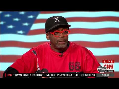 Spike Lee spittin facts about Colin Kaepernick and Jackie Robinson!