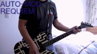 AUTO MOD / REQUIEM /HOTEI GUITAR COVER