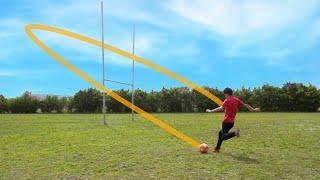 Soccer Trick Shots Magic ball Ver. | TWINS