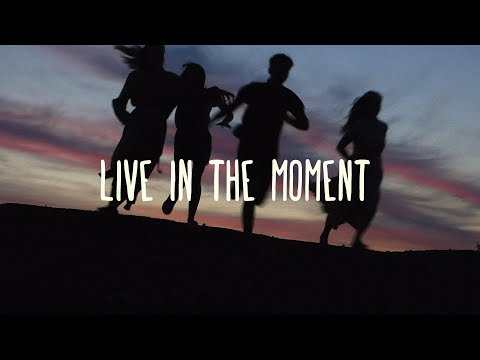 Rauf Kingsley  ~ Live in the Moment (Lyrics)
