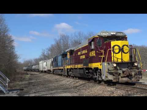 Ohio Central and Wheeling Tour on the Rook Sub - March 2017